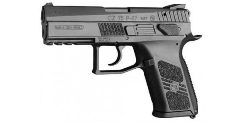 Česka zbrojovka CZ P-07 9x19
