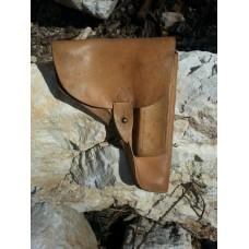 Usnjena torbica za pištolo