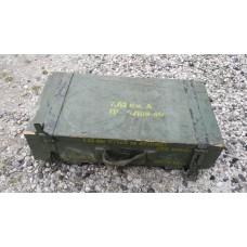 Vojaška škatla za metke 7,62