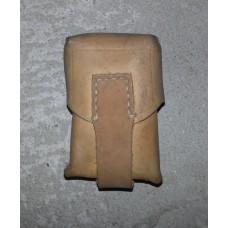 Usnjena torbica, 1 žep