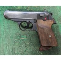 MANURHIN Walther PPK 7.65 + 2 nabojnika + oreh ročaj