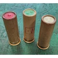 Signalni naboj kalibra 4 (26,5mm) - 3barve