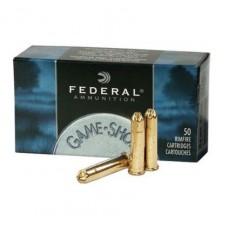 Federal .22lr Birdshot