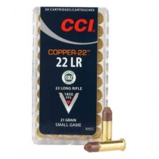 CCI Copper-22™ CHP Lead Free .22lr