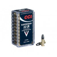CCI Suppressor .22lr