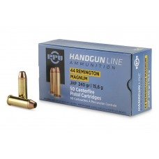 PPU .44 Remington Mag JHP 11,7g (180gr)