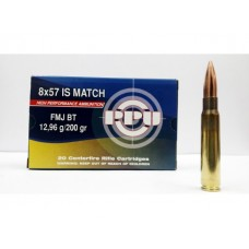 PPU 8x57 IS MATCH FMJ BT 12,96g (200gr)