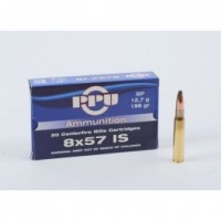 PPU 8x57 IS SP 12,7g (196gr)