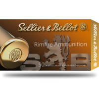 Sellier & Bellot .22 LR SUBSONIC HP