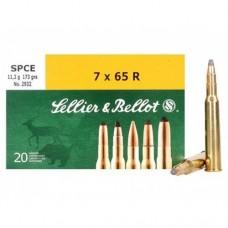 Sellier & Bellot 7x65R SPCE 11.2g 173 grs