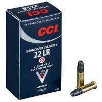 CCI .22lr Standard Velocity