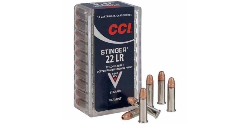 CCI .22lr Stinger
