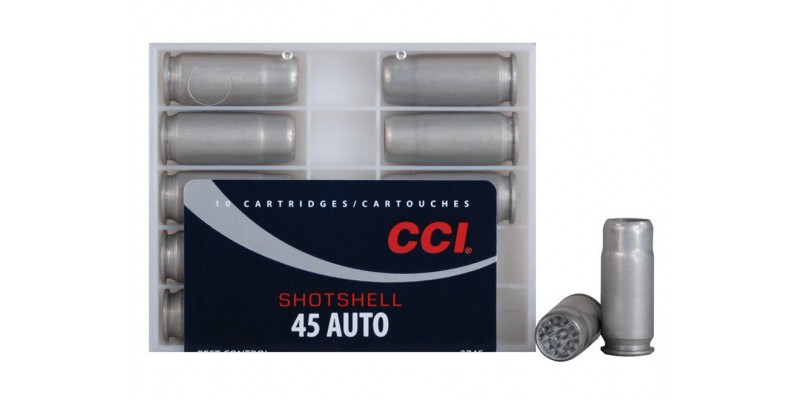 CCI .45 Shotshell