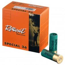 ROTTWEIL Special36 12/70 3.0mm 36g nr.5 (25)