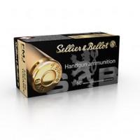 Sellier & Bellot 7,62x25 Tokarev