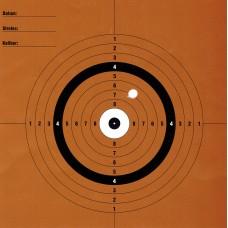 Lovske tarče za pristrelitev 100m (25kos)