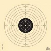 Tarče serijska zračna puška (50)