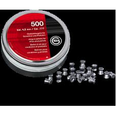 Geco gladek 4,5 mm 0,45g (500)