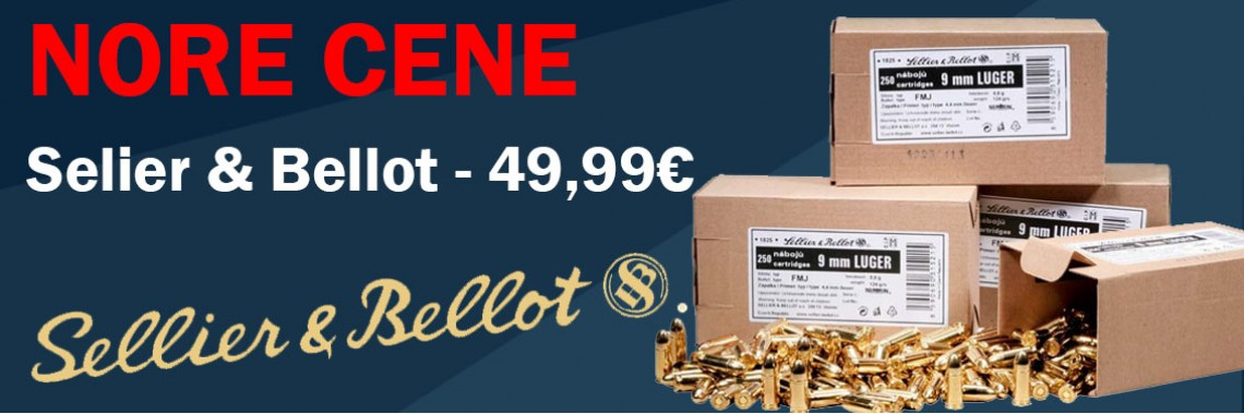 Sellier & Bellot 9x19