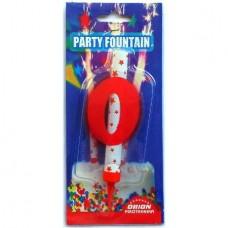 PARTY FONTANA No. O