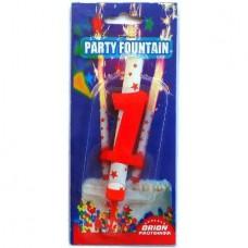 PARTY FONTANA No. 1