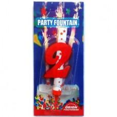 PARTY FONTANA No. 2