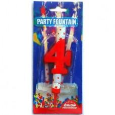 PARTY FONTANA No. 4