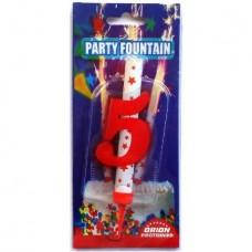 PARTY FONTANA No. 5