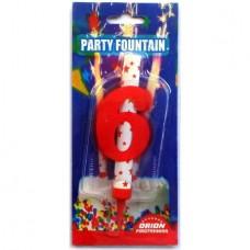 PARTY FONTANA No. 6