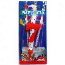 PARTY FONTANA No. 7