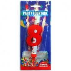 PARTY FONTANA No. 8