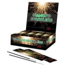 DIAMOND SPARKLRS – 18 cm
