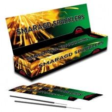 SMARAGD SPARKLERS – 25 cm